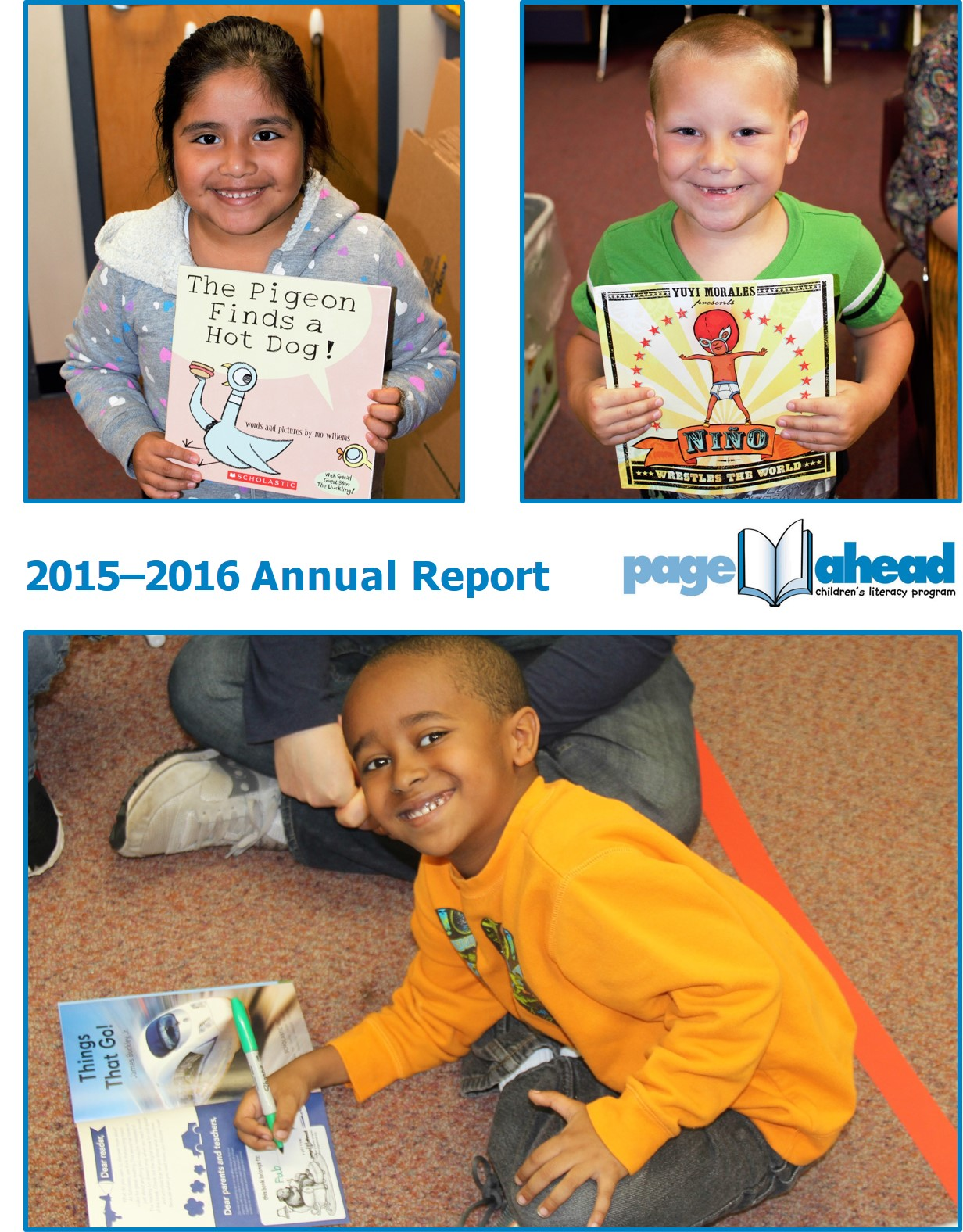 Click to download the annual report